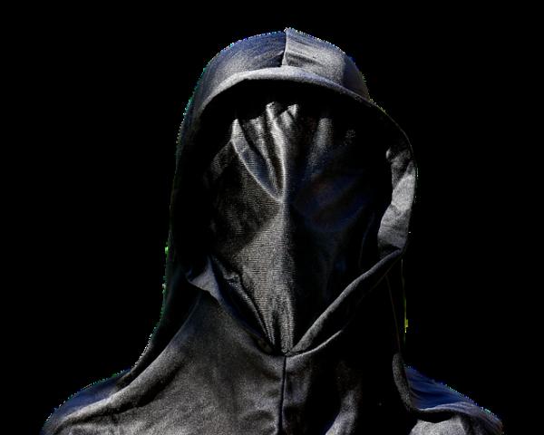 человек в маске