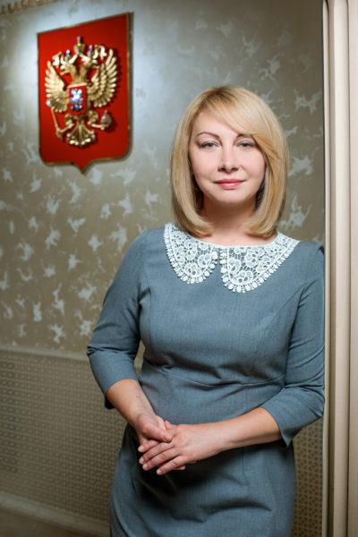 Ольга Нянькина герб