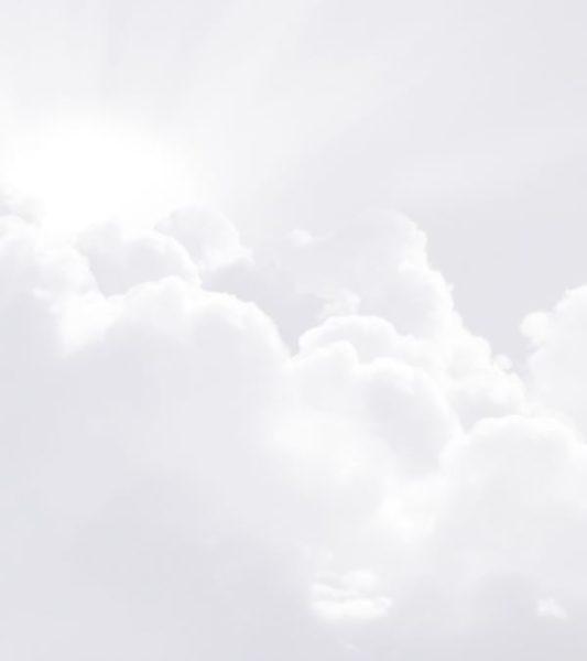 небо облака солнце
