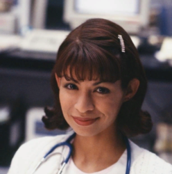 женщина медицинский работник