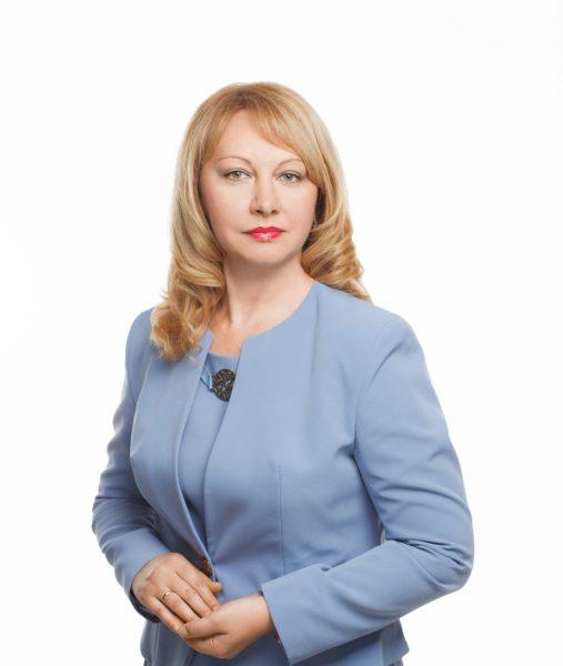 адвокат Ольга Нянькин