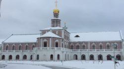 здание Истринского храма