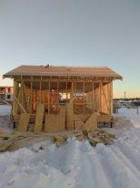 строительство деревянного дома в Москве