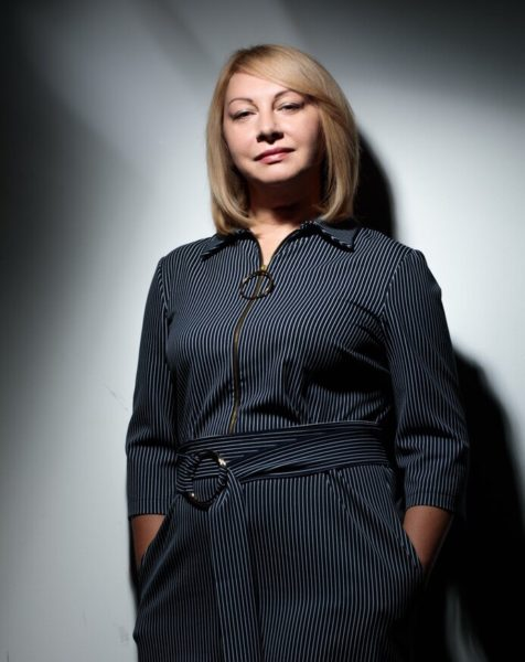 Адвокат бюро Ольга Нянькина