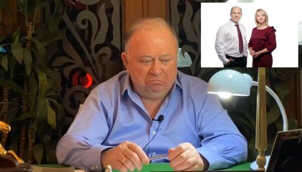 Журналист Андрей Караулов поделится имуществом с бывшей женой