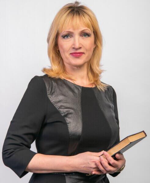Адвокат бюро Нянькин и партнеры Светлана Сосновская
